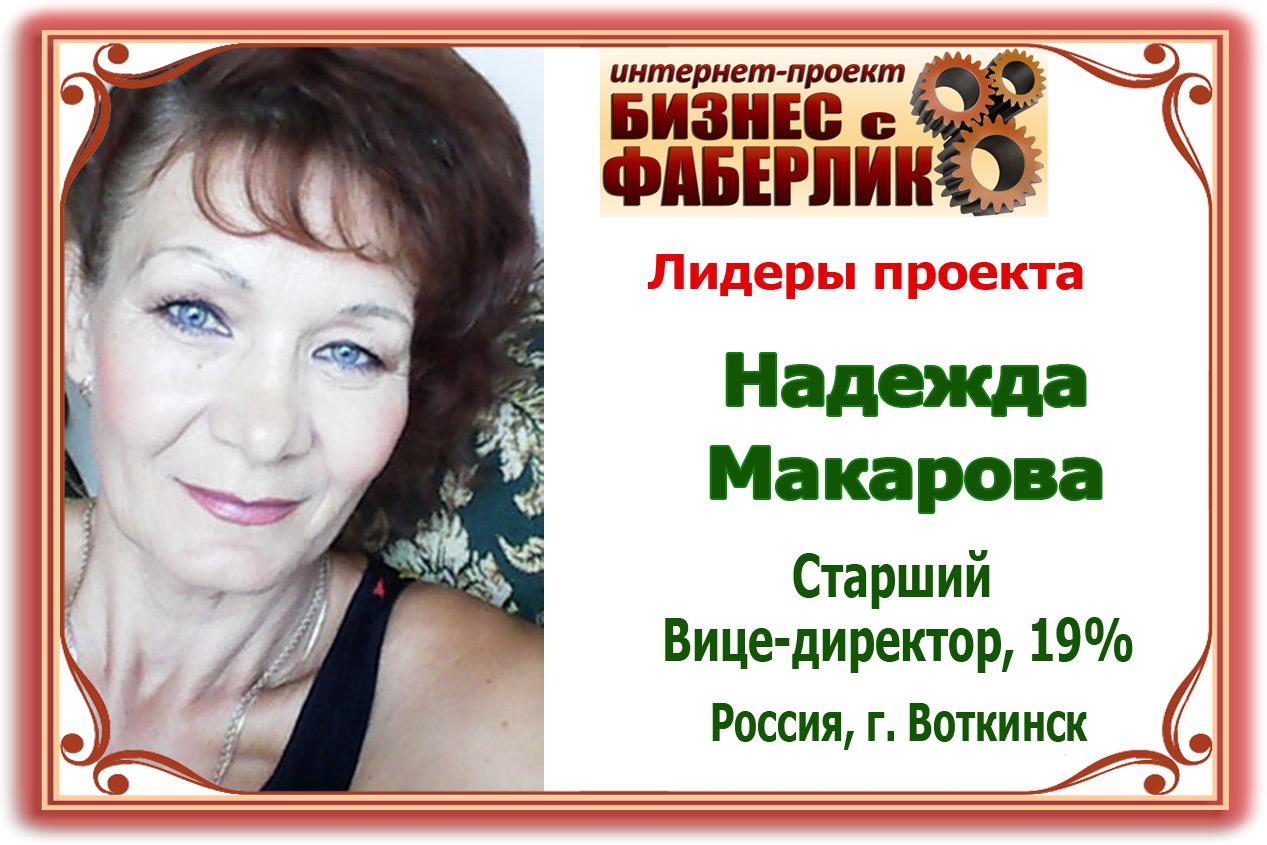 Макарова-19%